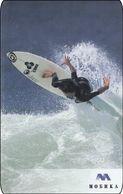Bulgaria Chip Phonecard  Surfing Surfen Watersport - Bulgarie