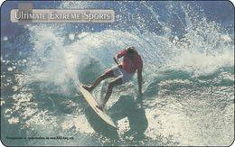 Bulgaria Chip Phonecard  Surfing Surfen Watersport - Bulgarien