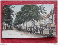 BRUXELLES -  Boulevard Du Midi  - - Avenues, Boulevards
