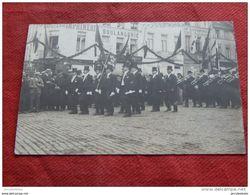TERVUREN -  TERVUEREN  - Parade  à Tervuren -  1910 - Tervuren