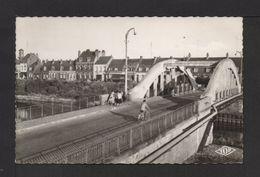 CPSM Pf . 59 . PETITE-SYNTHE . Nouveau Pont . - France