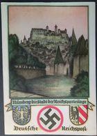 SCHMUCKTELEGRAMM, Reichsparteitag, Sauber Ungebraucht - DV C 187 Lx 16 - Lettres