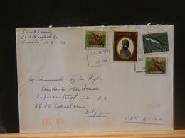 88/206 LETTRE   CANADA VENTE RAPIDE A 1 EURO - 1952-.... Regering Van Elizabeth II