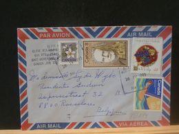 88/214 LETTRE   CANADA VENTE RAPIDE A 1 EURO - 1952-.... Regering Van Elizabeth II