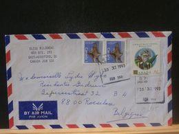 88/215 LETTRE   CANADA VENTE RAPIDE A 1 EURO - 1952-.... Regering Van Elizabeth II