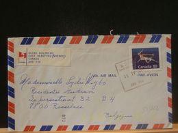 88/222 LETTRE   CANADA VENTE RAPIDE A 1 EURO - 1952-.... Regering Van Elizabeth II