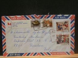 88/223 LETTRE   CANADA VENTE RAPIDE A 1 EURO - 1952-.... Regering Van Elizabeth II