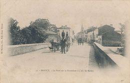 BRIOUX - N° 37 - LE PONT SUR LA BOUTONNE (12 KIL DE MELLE) - Brioux Sur Boutonne