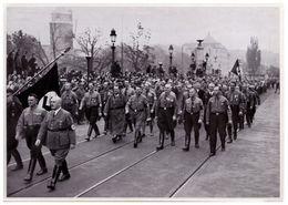 Germany 3rd Reich WW2 DEUTSCHLAND Sammelwerk Nr.15 Grosse Aufnahme 17x12cm ORIGINAL BILD N 176 GRUPPE 62 - War 1939-45