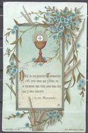 Image Pieuse Première Communion 26 Mai 1889 E Bouasse Jeune 3613 - Images Religieuses