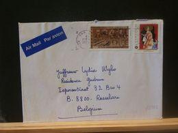 88/252 LETTRE   CANADA VENTE RAPIDE A 1 EURO - 1952-.... Regering Van Elizabeth II