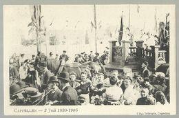 ***  CAPPELLEN ***  -  2 Juli 1830 - 1905 (a) - Kapellen