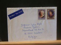 88/256 LETTRE   CANADA VENTE RAPIDE A 1 EURO - 1952-.... Regering Van Elizabeth II