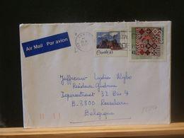88/257 LETTRE   CANADA VENTE RAPIDE A 1 EURO - 1952-.... Regering Van Elizabeth II