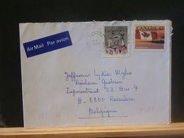 88/258 LETTRE   CANADA VENTE RAPIDE A 1 EURO - 1952-.... Regering Van Elizabeth II