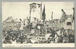***  CAPPELLEN ***  -  2 Juli 1830 - 1905 (b) - Kapellen