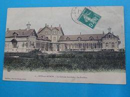 """18 ) Dun-sur-auron - N° 2 - La Colonie Familiale """" Le Pavillon """" : EDIT : Rotillon - Dun-sur-Auron"""