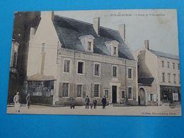 18 ) Dun-sur-auron - N° 5 - L'hotel De Ville Restauré  : EDIT : Rotillon - Dun-sur-Auron
