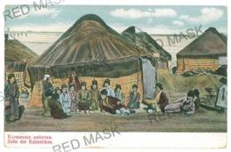 RUS 32 - 11631 Ethnics KALMUCK, Russia - Old Postcard - Unused - Russia