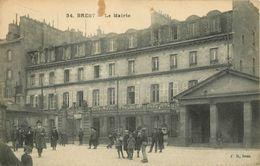 BREST - LA MAIRIE - Brest