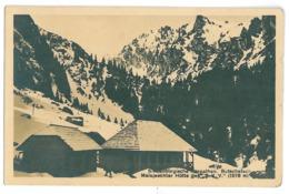 RO 04 - 15320 Brasov, Cabana BUCSECS, Romania - Old Postcard, CENSOR - Used - 1917 - Romania