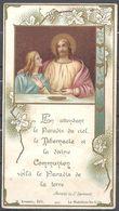 Image Pieuse En Attendant Le Paradis N° 346  Bonamy La Madeleine Les Lille - Images Religieuses