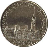 2020 MDP115 - BORDEAUX - La Flèche Et La Basilique Saint-Michel / MONNAIE DE PARIS - 2020