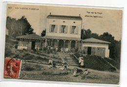 83 LA SEYNE Sur MER Carte RARE  Grand HOTEL FABREGAS Plage Pres Les Sablettes Environs Toulon     D14 2020 - La Seyne-sur-Mer