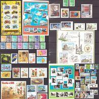 FRANCE - 2002 - Année Complète - N° 3443 à 3537 - Neufs ** - 108 Tp - 2000-2009