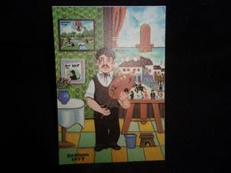 CPSM.Illustrateur Bin Kashiwa .Peintre Dans Son Atelier .Editions De Montmartre .Voir 2 Scans . - Other Illustrators