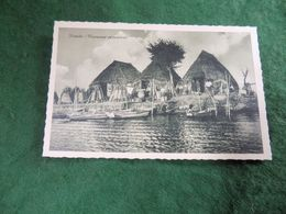 VINTAGE ITALY: GRADO Capanne Pescatori Green Tint Nacca - Other Cities