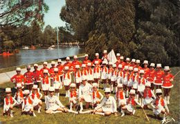 LANNEMEZAN - Le Groupe Des Majorettes Du S.I. - Lannemezan