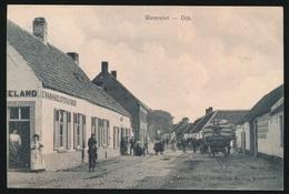 WATERVLIET  DIJK       ZIE 2 AFBEELDINGEN - Sint-Laureins