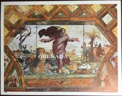 Grenada 1983 Raphael Paintings Minisheet MNH - Grenada (1974-...)