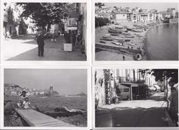 4 Photos De Collioure Dans Les Années 60 - Places