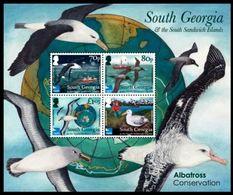 South Georgia  2017. Fauna. Birds   MNH - Südgeorgien