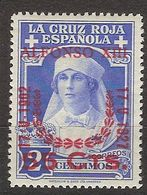 España 0377 * Jura Constitucion Alfonso XIII. 1927. Charnela - 1889-1931 Kingdom: Alphonse XIII