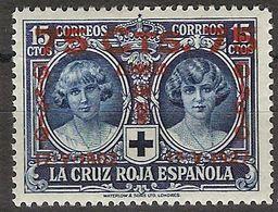 España 0380 * Jura Constitucion Alfonso XIII. 1927. Charnela - 1889-1931 Kingdom: Alphonse XIII