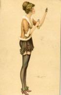 Albert PENOT - LE CABINET De TOILETTE (3)  ==============> REMISE SPECIALE  - - Illustrateurs & Photographes