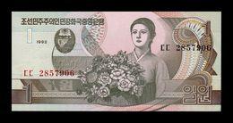 Corea 1 Won 1992 Pick 39 SC UNC - Corea Del Norte