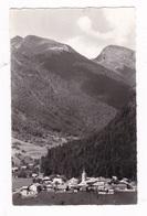 Jolie CPM Montriond (Haute-Savoie), A Voyagé En 1963 - Otros Municipios