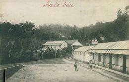 HERMERA - FATUBESSI - Timor Português - Feitoria De Fatu-Beci. (S.A.P.T.)( Ed. Da Missão Nº 051278) Carte Postale - Timor Oriental