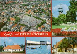 Heide In Holstein Mehrbild                                       / 3307 - Heide