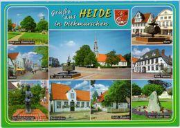 Heide In Holstein Mehrbild                                       / 3308 - Heide