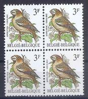 BELGIE * Buzin * Nr 2189 * Postfris Xx * TYPO  PAPIER - 1985-.. Pájaros (Buzin)