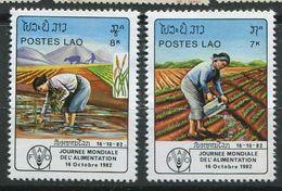 Laos**   Contre La Faim - Against Starve
