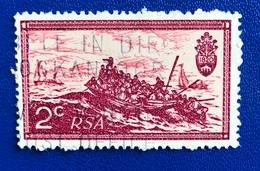 10° ANNIV DELLA REPUBBLICA / 10 YEARS OF REPUBLIC - ANNO/YEAR 1971 - África Del Sur (1961-...)