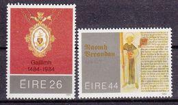 IERLAND - Michel - 1984- Nr 547/48 - MNH** - 1949-... Republic Of Ireland
