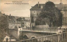 25-PONTARLIER-N°3011-B/0237 - Pontarlier