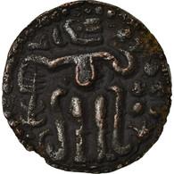 Monnaie, Ceylon, Lilavati, Massa, 1197-1210, TTB+, Bronze - Sri Lanka